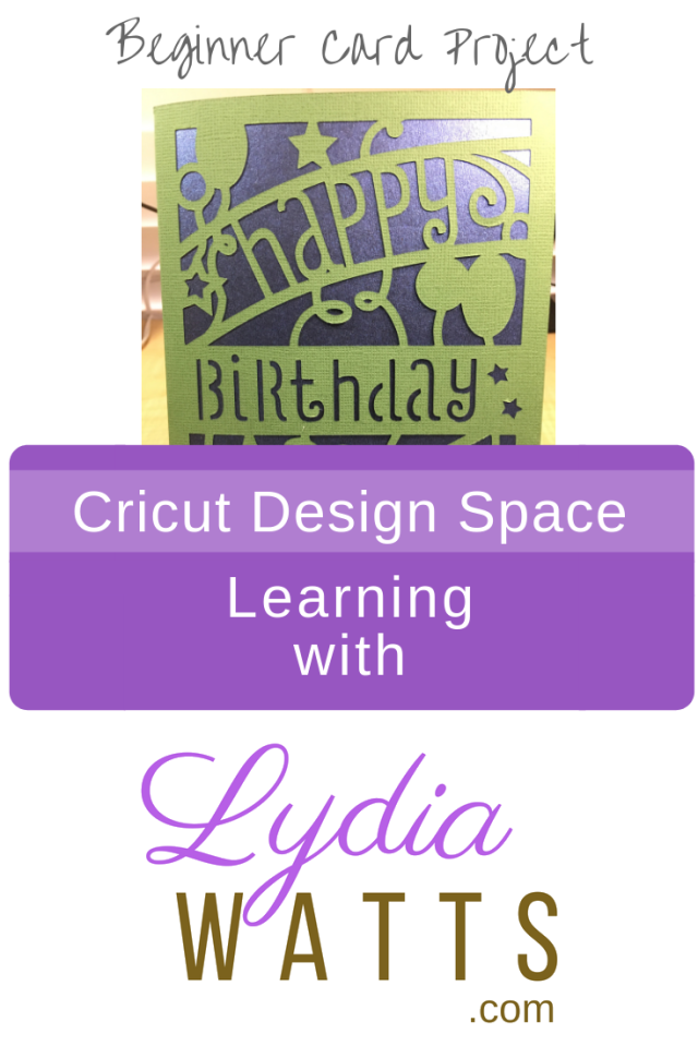 Beginner Project Birthday Card From Simple Cards Lydia Watts