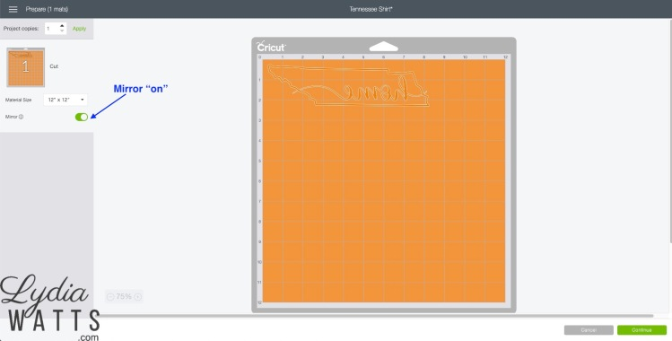 Heat Transfer Vinyl (HTV) Basics with Cricut Design Space