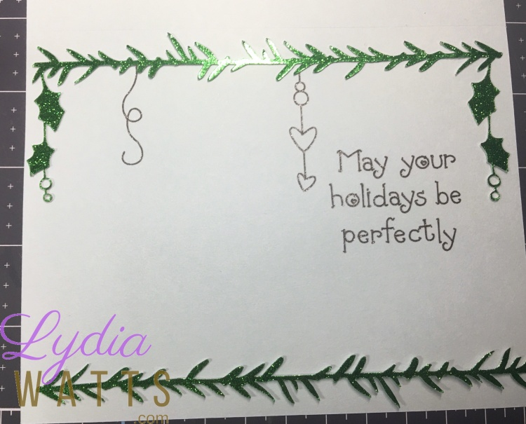 Design Space Project Dj Inkers Sweet Holiday Card Lydia