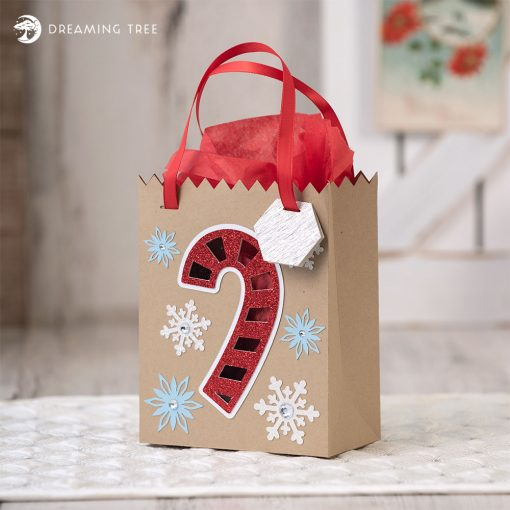 Dreaming Tree Candy Cane Bag Svg Freebie Lydia Watts