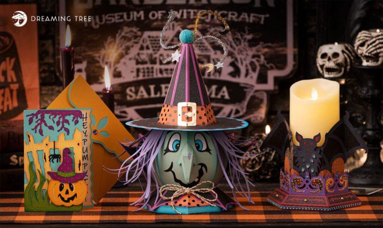 Dreaming Tree Halloween Spirit Svg Bundle Lydia Watts